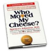 That's it, I'm moving mycheese!