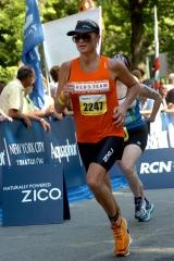 I'm running the 2014 NYC marathon in honor of NicoleWilson